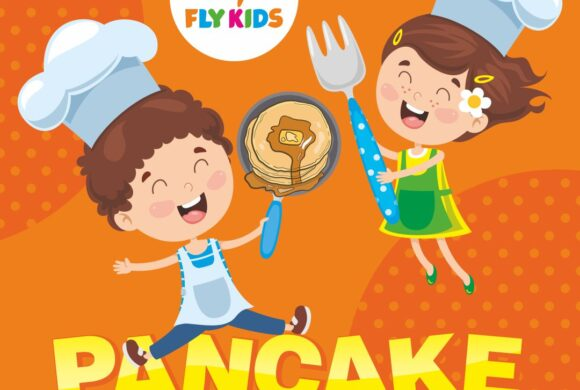 """Pancake party"" у Fly Kids"